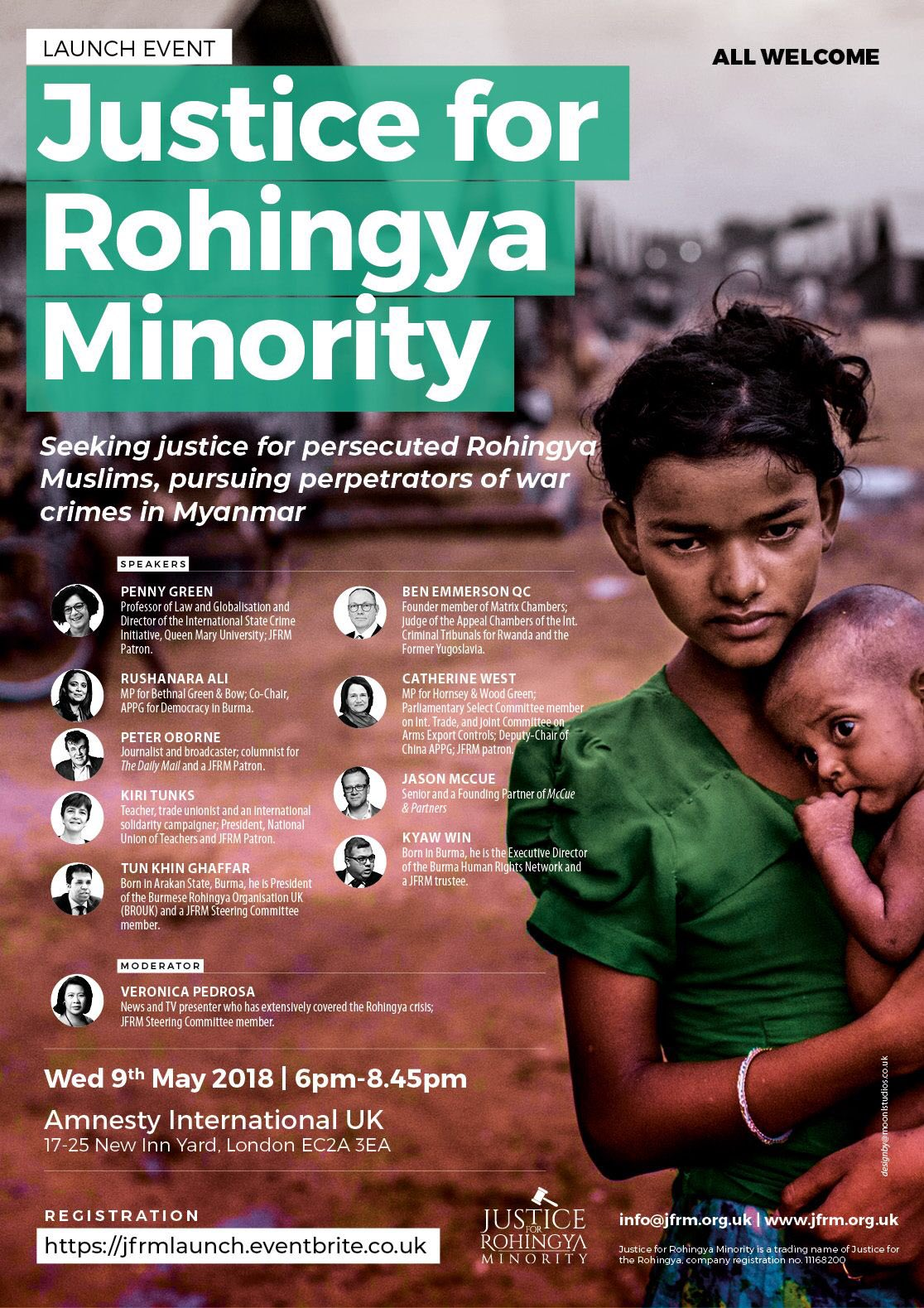 JUSTICE FOR ROHINGYA MINORITY